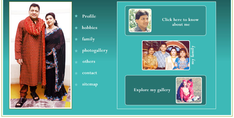 The Page of Mahendra Agarwal